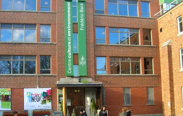 Centre culture et environnement – Frédéric Back