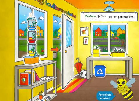 Application pédagogique numérique