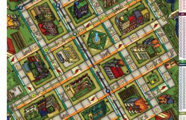 2001 : le monde Végétal de la Cité